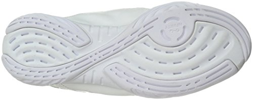 Nfinity Adult Evolution Cheer Shoes, White, 8.5 by Nfinity (Image #3)