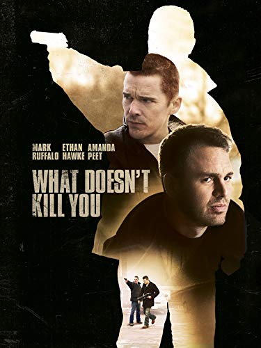 DVD : What Doesn't Kill You