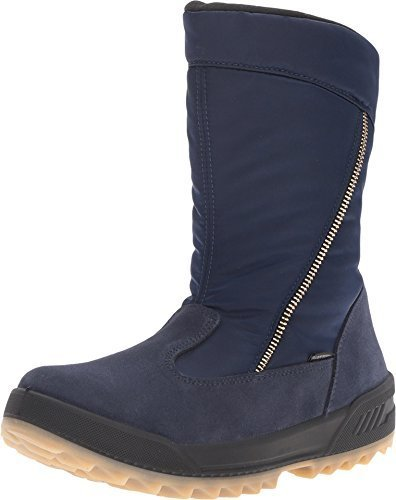 Blondo Women's Iceland Waterproof Navy Multi Boot