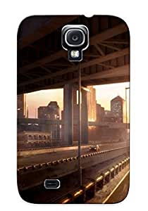 Catenaryoi Ultra Slim Fit Hard Case Cover Specially Made For Galaxy S4- Need For Speed Undercover Artwork