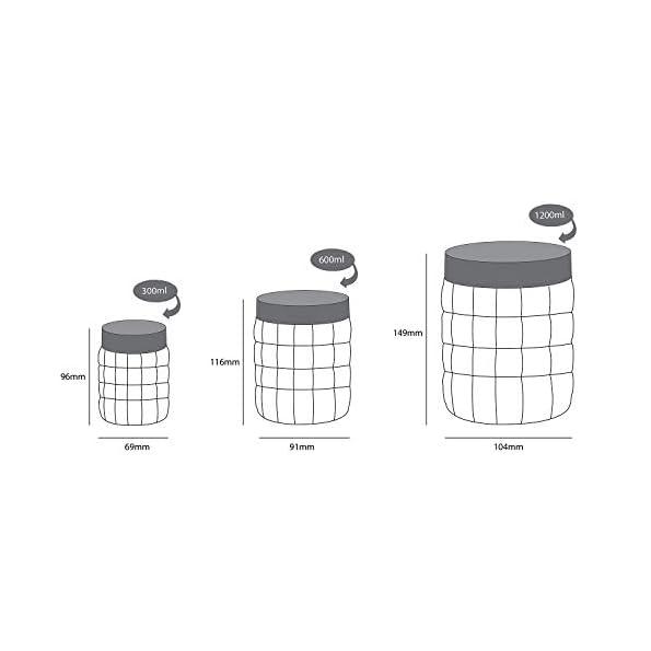 Cello-Checkers-Plastic-Container-Set-18-Pieces-Blue