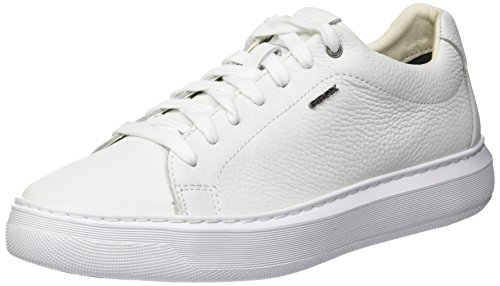 Hommes Et Geox Deiven B Blanc Sneaker (c1000 Blanc)