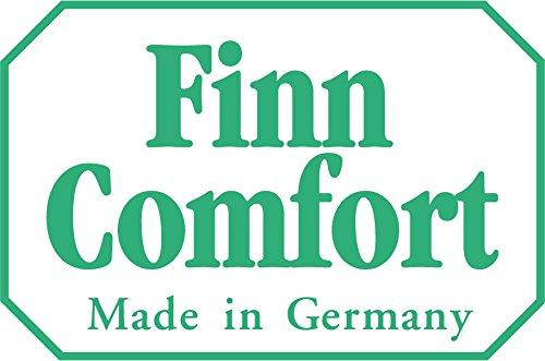 Komfort Lace Sko schwarz Finn Læder 1101 Kvinder 062099 Schwarz Til up pxROxaq