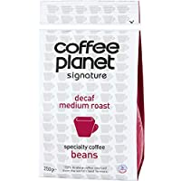 Coffee Planet Whole Beans Decaf Traditional - 250g