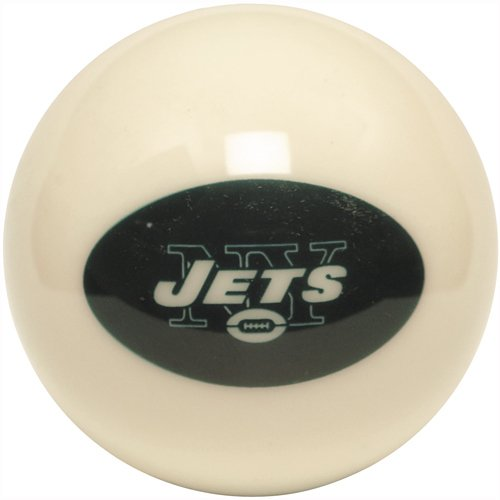 NFL New York Jets Billiards Ball Set by Imperial