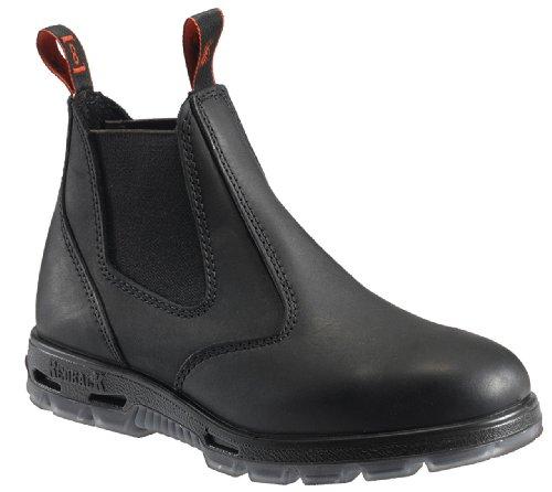 Redback UBBK Chelsea Boots dallAustralia - colore nero Nero (nero)