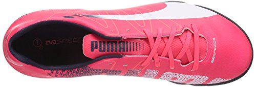 football peacoat 05 homme Bright 3 de Rouge Rot Chaussures Puma white Plasma Evospeed 5 Tt YfxOUgq