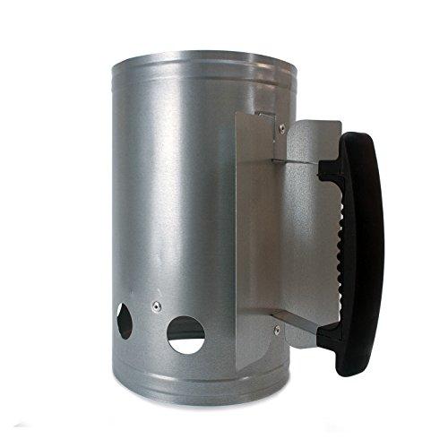 Evelyne GMT-10271 Chimney Style Charcoal Starter ()