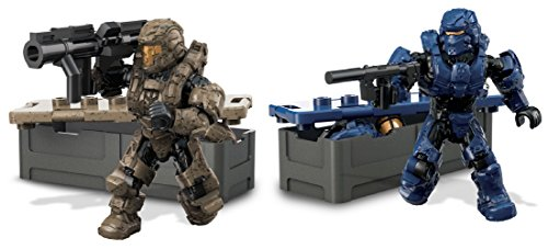 Mega Construx Halo Spartan Armor Customizer -