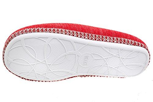 Rot Gibra Pantofole Donna Gibra Pantofole UnP6Zzq