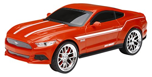 New Bright F/F New Mustang RC Vehicle (1:16 Scale), Red