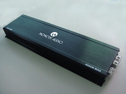 NEMESIS AUDIO 6000 WATT CLASS D MONO BLOCK AMPLIFIER