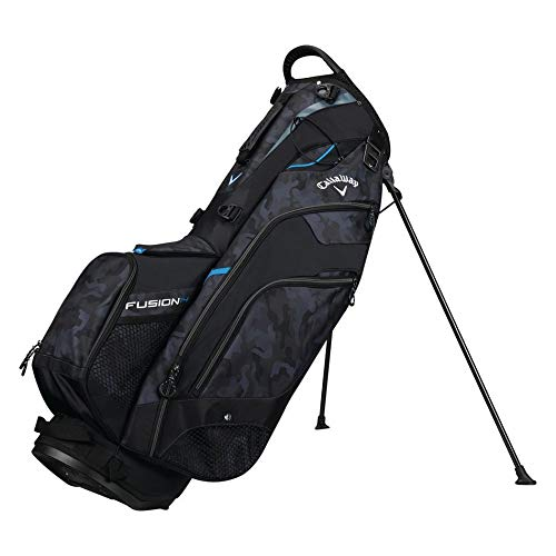 Callaway Golf 2018 Fusion Stand Bag, Camo