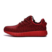 Adidas yeezy boost 350 red and black