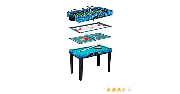 Mesa multifuncional 4 en 1 , color/modelo surtido: Amazon.es: Juguetes y juegos