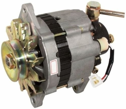 New Alternator for Nissan Pickups 720 Kingcab 2.3L, 2.5L, 2.2L 1981 1982 1983 1984 1985