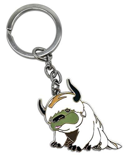Noa Store Appa Avatar Last Airbender Animal Rare Keychain