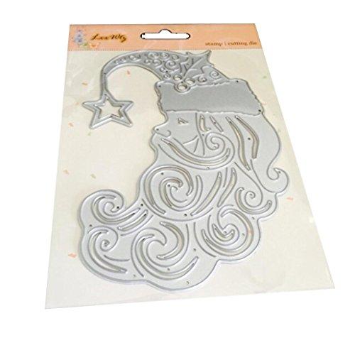 Lanhui_New!!! Christmas Halloween Paper Decor Cutting Dies Stencil Scrapbooking DIY Handcrafts (Halloween Construction Paper Ideas)