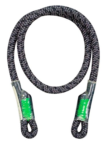 ROPE Logic Bee-Line G-Spliced Eye & Eye Prusik Cord, Black, 10mm x 30