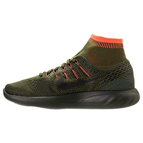 Nike Lunarglide 8 Db Side Mens Scarpe Da Corsa Taglia Us 11 M Legione Verde / Sequoia / Verde Palma