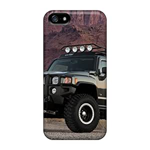 Series Skin Case Cover For Iphone 5/5s(hummer At Sema 2009 6)