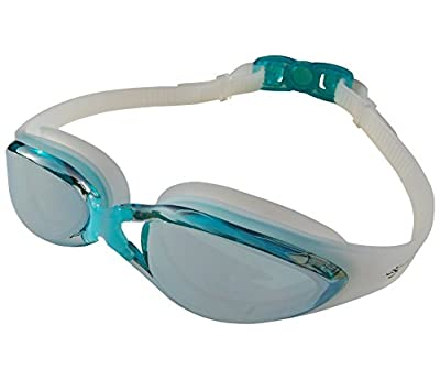 Swimming Goggles - Waterproof - Anti Fogging - UV Protection - Comfortable - Non-Allergenic - Shatterproof. Free Case. For Men and Women Swimmers. Soft Silicone Gaskets. High Leak and Misting Resistance. Mirrored UV Lenses To Prevent Glare. From Cobotooz