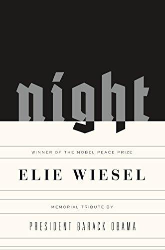 Night Memoir Elie Wiesel ebook product image
