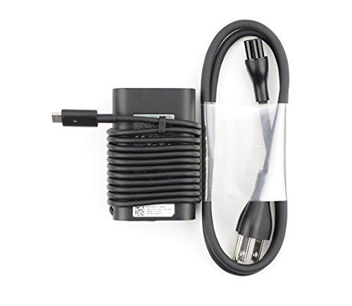 Genuine Dell 45W USB-C AC Adapter for Dell P/N: 689C4, 492-BBUU, LA45NM150, HDCY5, 0HDCY5, DA30NM150, 8XTW5, 08XTW5, ADP-30CD BA, 24YNH, 492-BBSP, 5FX88, 470-ABSF.