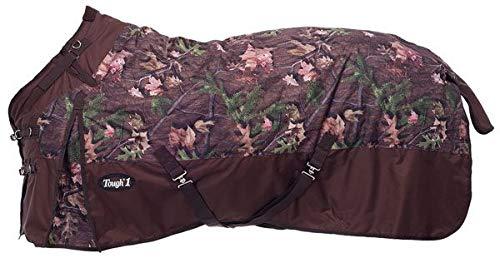 Tough-1 Tough Timber 1200D Waterproof Poly Snuggit Turnout Blanket