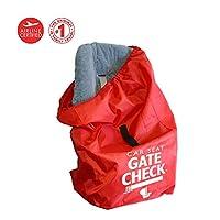 Bolsa de control JL Childress Gate para asientos de auto, roja