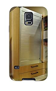 New Hidden Kitchen Message Center With Pull-out Cabinets Tpu Skin Case Compatible With Galaxy S5