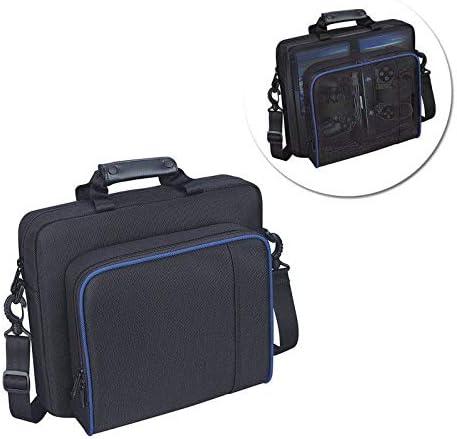 Kabalo Consola Estuche de viaje Bolsa de transporte acolchada y protectora para PlayStation 4 PS4: Amazon.es: Videojuegos