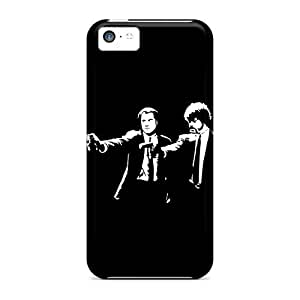 Faddish Phone Pulpfiction Vincent And Jules Case For Iphone 5c / Perfect Case Cover
