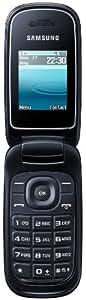 "Samsung E1270 - Móvil libre (pantalla 1.77"", 160 x 128, 0.4 GB) negro"