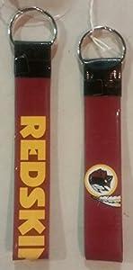 Washington Redskins NFL Duct Tape Key Chain Wristlet