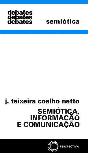 Semiótica, Informação e Comunicação