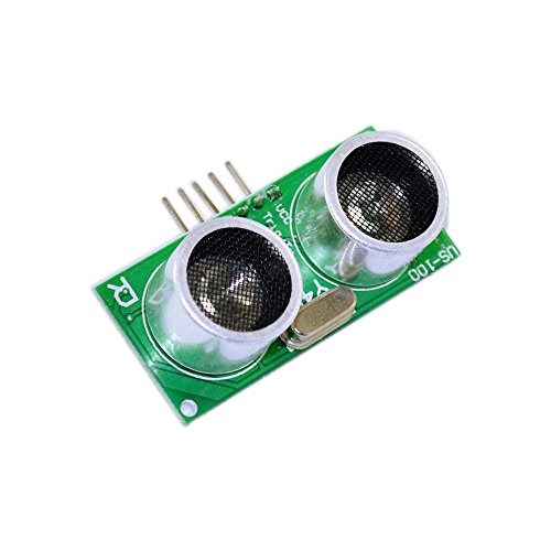 Tolako 5V Ultrasonic Ranging Sensor Module with Temperature Compensation for Arduino UNO MEGA