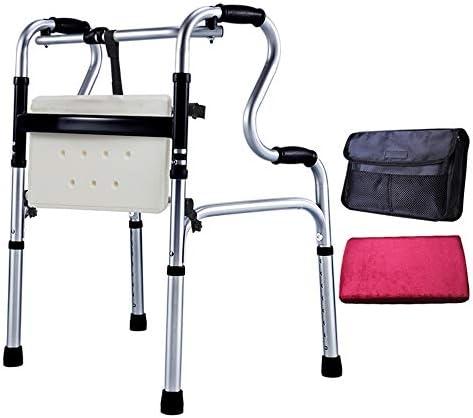 Amazon.com: Bseack - Andador con ruedas para adultos con ...