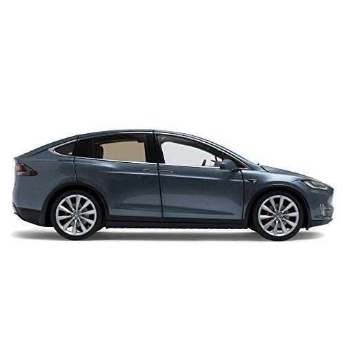 Tesla Diecast Model X Gray