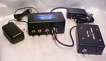 Redman Cb Ham Radio 60 second Keyup & Transmit Timer Noise ... on