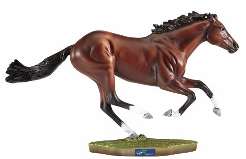 Breyer Frankel -Worlds Highest Rated Race Horse