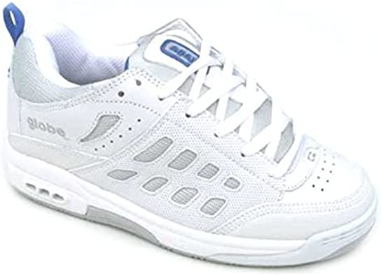Globe Elektro White Gray, Blanco (Blanco), 40: Amazon.es: Zapatos ...