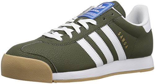 Mesh Green Stripe Sneakers - 8