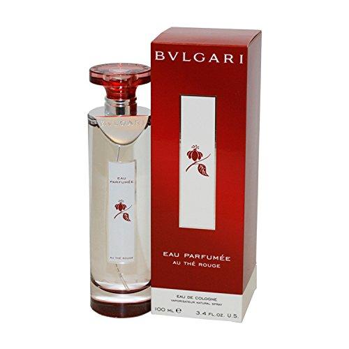 Bvlgari Eau Parfumee Au The Rouge by Bvlgari Eau De Cologne Spray 3.4 oz