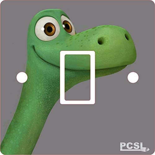 Happy Dinosaur SW010 PCSL Light Switch Sticker//Decal