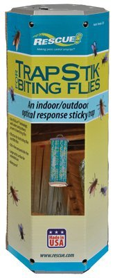 (Rescue TSBF TrapStik for Biting Flies (2 PACK) )