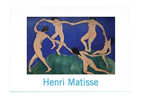 Museum Art Images Blank Greeting Note Cards HENRI MATISSE Museum of Modern Art MoMA