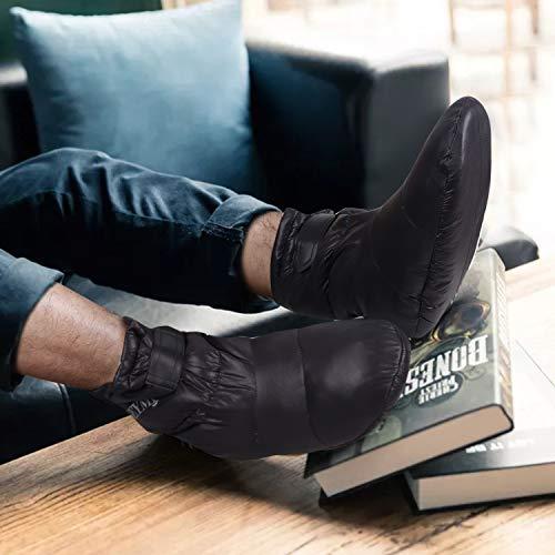 Por Iseymi De Casa Mujer Zapatillas Marrón Para Estar Taax7tnHq