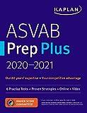 ASVAB Prep Plus 2020-2021: 6 Practice Tests