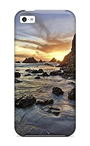 4413917K87603168 Premium Locations California Back Cover Snap On Case For Iphone 5c